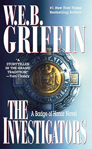 9780515124064: The Investigators (Badge of Honor No. 7)