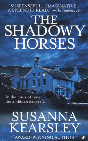 9780515124644: The Shadowy Horses