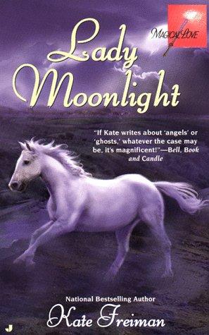 Lady Moonlight: Kate Freiman