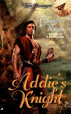 9780515125061: Addie's Knight (Time Passages Romance)