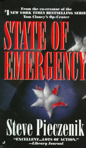 9780515125252: State of Emergency