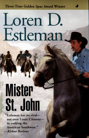 9780515126570: Mister St. John