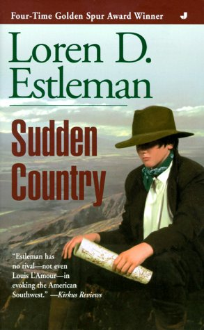 9780515127874: Sudden Country