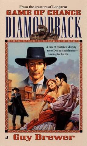 Game of Chance (Diamondback, No. 4) (0515128066) by Brewer, Guy