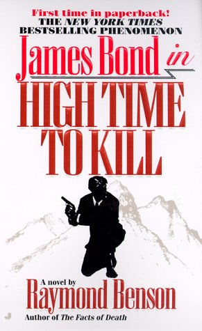 9780515128338: High Time to Kill
