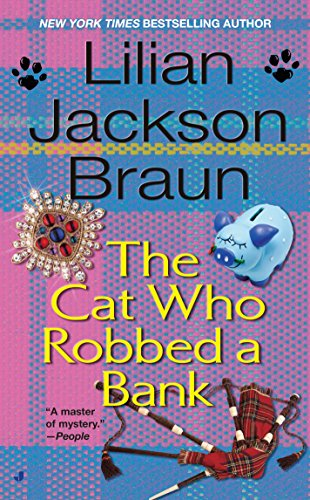 9780515129946: The Cat Who Robbed a Bank