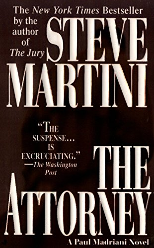 9780515130041: The Attorney (A Paul Madriani Novel)