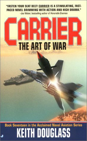 9780515130447: Carrier 17: The Art of War
