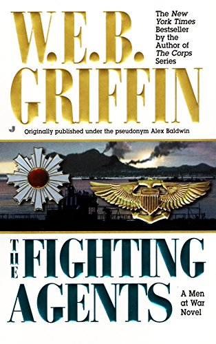 9780515130522: The Fighting Agents (Men at War (Paperback Jove))