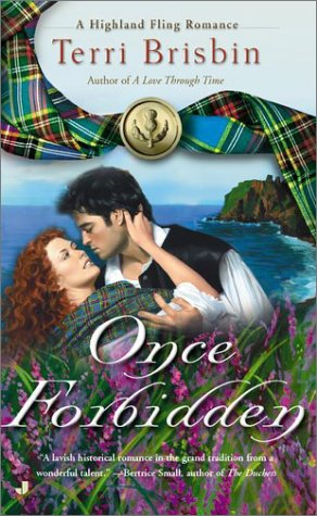 9780515131796: Once Forbidden (Highland Fling Romance)