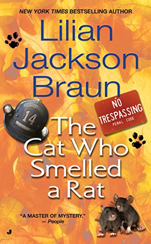 9780515132267: The Cat Who Smelled a Rat