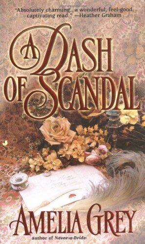 9780515134018: A Dash of Scandal