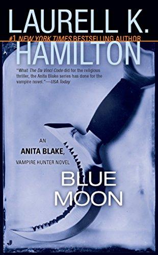 9780515134452: Blue Moon (Anita Blake, Vampire Hunter, Book 8)