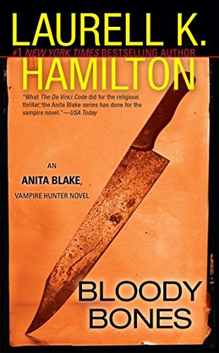 9780515134469: Bloody Bones (Anita Blake, Vampire Hunter, Book 5)