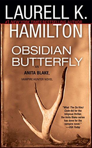 9780515134506: Obsidian Butterfly: An Anita Blake, Vampire Hunter Novel