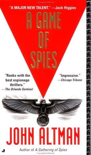 9780515134636: A Game of Spies