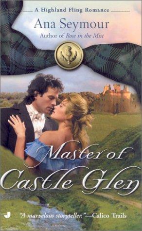 9780515134902: Master of Castle Glen (Highland Fling Romance)