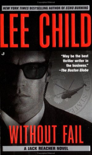 9780515135282: Without Fail (Jack Reacher, No. 6)