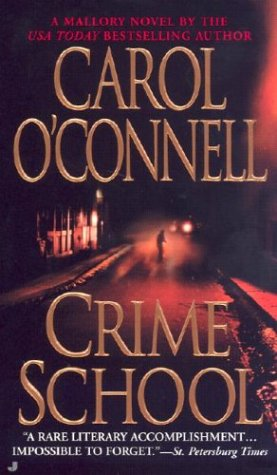 9780515135350: Crime School (A Mallory Novel)