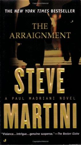 9780515135954: The Arraignment (A Paul Madriani Novel)