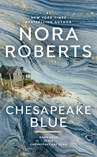 Chesapeake Blue (The Chesapeake Bay Saga, Book 4)