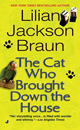 9780515136555: The Cat Who Brought Down the House