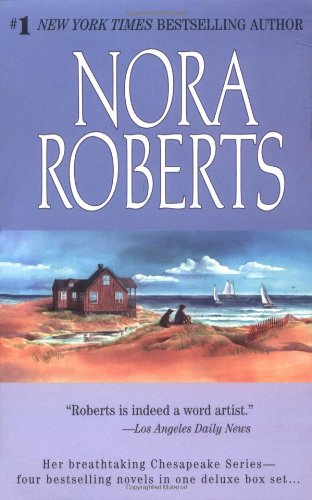 9780515137774: Nora Roberts Chesapeake Quartet Box Set (Chesapeake Bay)