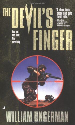 9780515138412: The Devil's Finger
