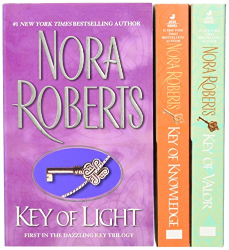 9780515138689: The Key Trilogy: Key of Light/Key of Knowledge/Key of Valor