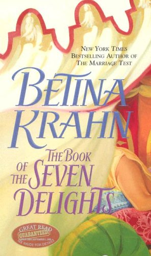 9780515139723: The Book of the Seven Delights (Jove Historical Romance)