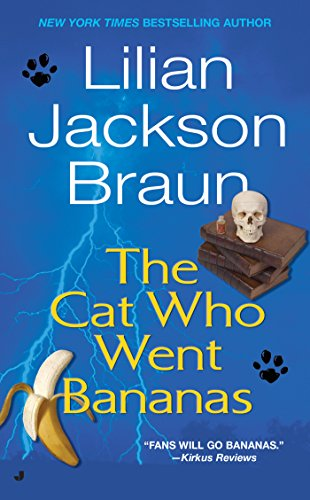 The Cat Who Went Bananas (0515139785) by Lilian Jackson Braun