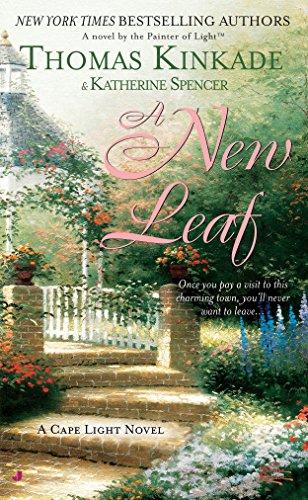 9780515140668: A New Leaf (Cape Light)