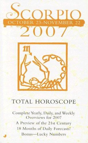 Scorpio (Total Horoscopes 2007): Beim, Margarete