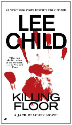 9780515141429: Killing Floor (Jack Reacher, No. 1)
