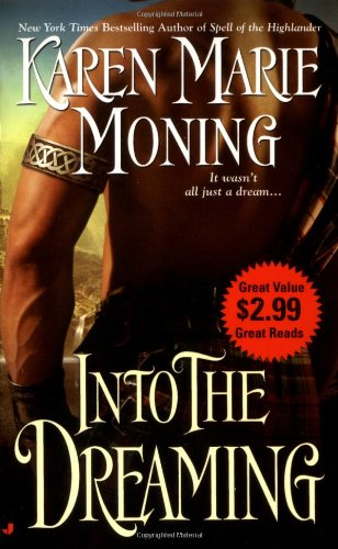 Into the Dreaming: Moning, Karen Marie