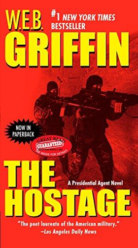 9780515142402: The Hostage (Presidential Agent Novels)