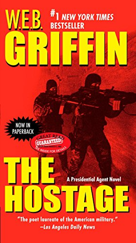 9780515142402: The Hostage (Presidential Agent Novels)