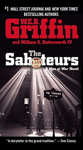 9780515143065: The Saboteurs (Men at War)