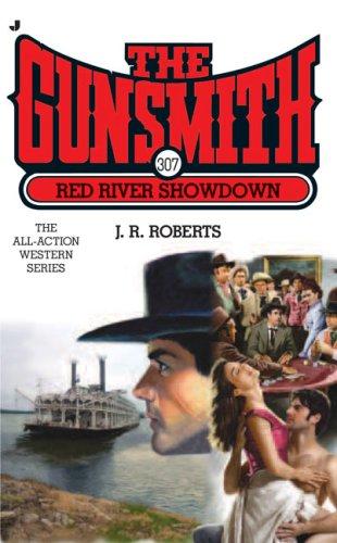 9780515143232: Red River Showdown (Gunsmith (Jove Books), 307)