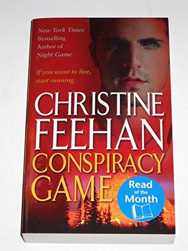 9780515143287: Conspiracy Game (GhostWalkers, Book 4)