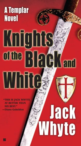 9780515143331: Knights of the Black and White (A Templar Novel)