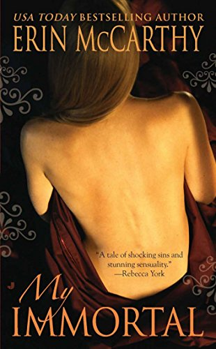 My Immortal (Seven Deadly Sins, Book 1): McCarthy, Erin