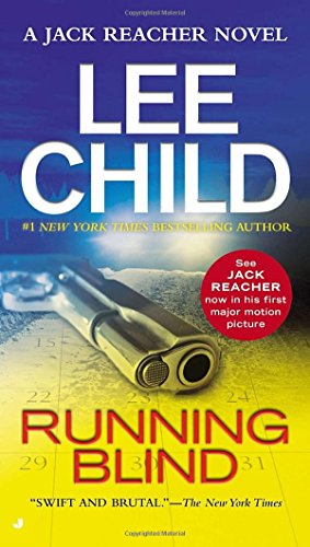 9780515143508: Running Blind: A Jack Reacher novel