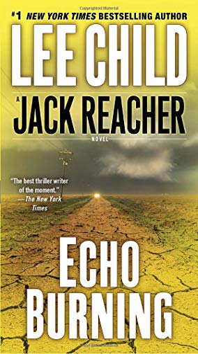 9780515143829: Echo Burning (Jack Reacher)