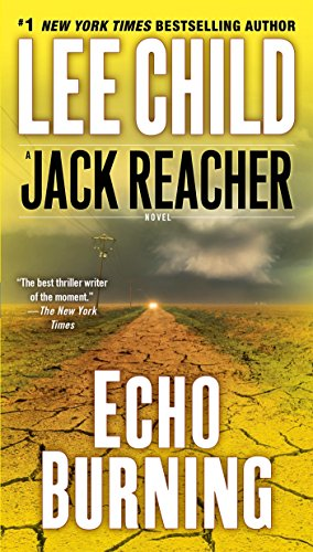 9780515143829: Echo Burning (Jack Reacher)