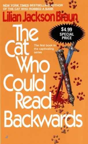 9780515144086: The Cat Who Could Read Backwards