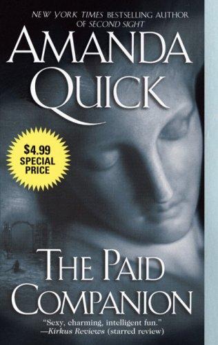 9780515144154: The Paid Companion (Jove Historical Romance)