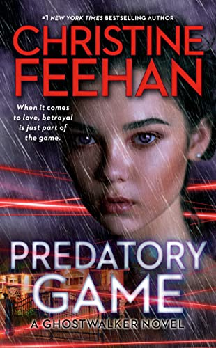 Predatory Game (GhostWalkers, Book 6)