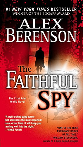 9780515144345: The Faithful Spy (John Wells, No. 1)