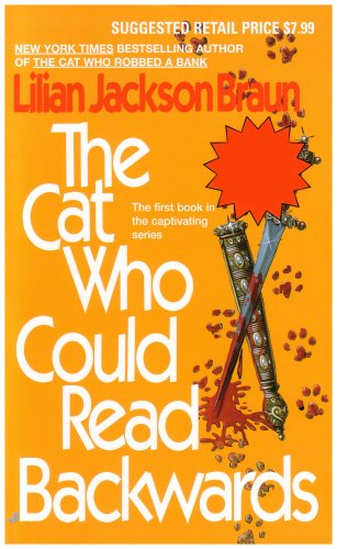 9780515144420: Cat Who Could Read Backwards, The (Walmart Edition)
